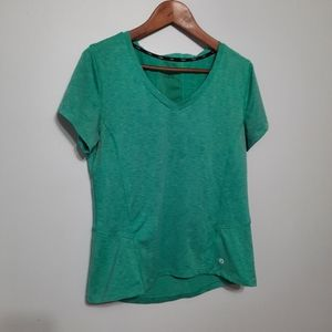 2 for $25 Hyba Teal Workout Tee